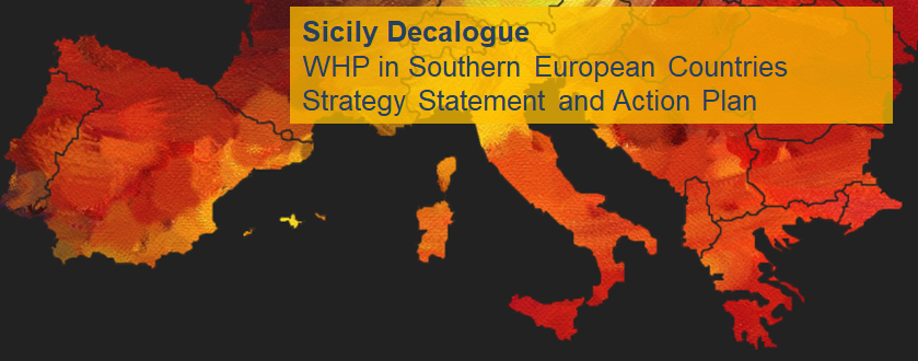 Special project: WHP in Latin and Southern European Countries | ENWHP